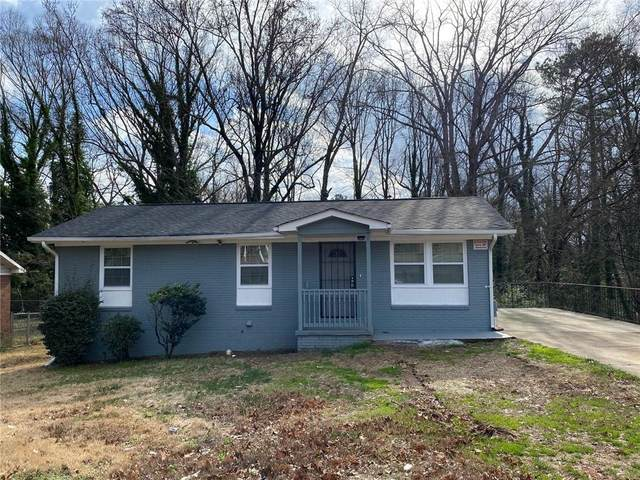 1965 Velma Street SE, Atlanta, GA 30315 (MLS #6681507) :: North Atlanta Home Team