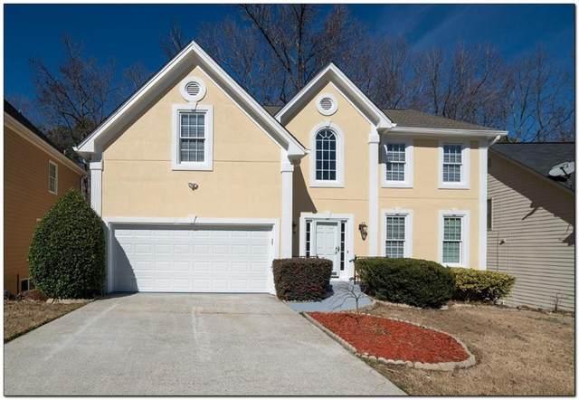 5539 Winhall Drive, Peachtree Corners, GA 30071 (MLS #6681516) :: North Atlanta Home Team