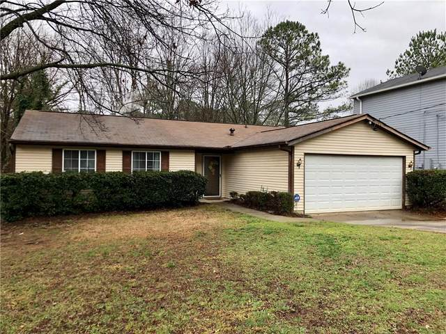 2154 Scarbrough Drive, Stone Mountain, GA 30088 (MLS #6681531) :: North Atlanta Home Team