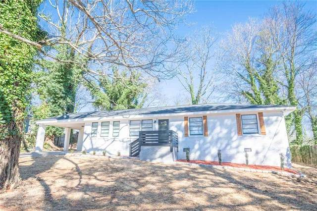 2287 Hill Street NW, Atlanta, GA 30318 (MLS #6681545) :: Kennesaw Life Real Estate