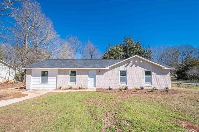 82 Andover Drive, Jonesboro, GA 30238 (MLS #6681547) :: The Heyl Group at Keller Williams