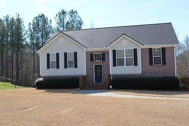 1444 Princeton Drive, Statham, GA 30666 (MLS #6681565) :: Path & Post Real Estate