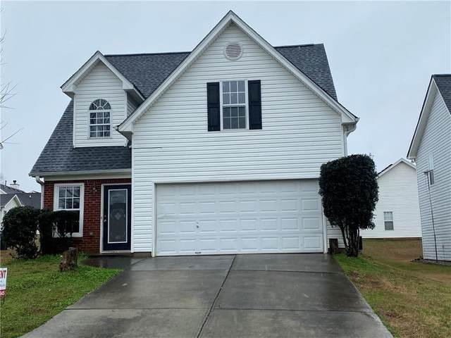 27 Kirkhill Drive, Lawrenceville, GA 30044 (MLS #6681583) :: North Atlanta Home Team