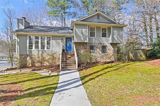 2788 W Fontainebleau Drive, Dunwoody, GA 30360 (MLS #6681588) :: The Realty Queen Team