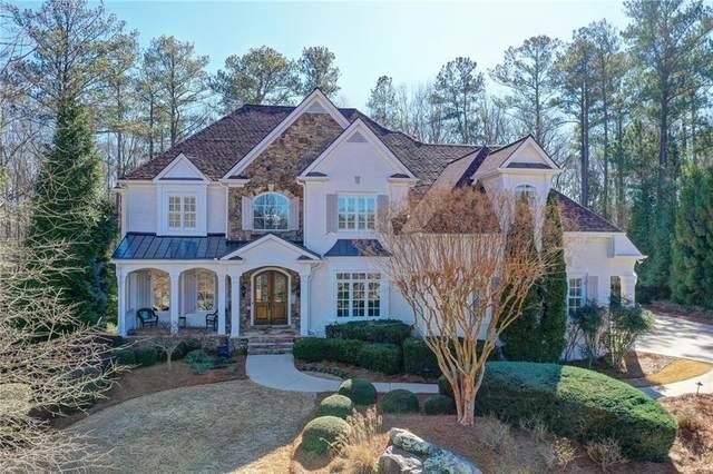 631 Glenover Drive, Milton, GA 30004 (MLS #6681590) :: North Atlanta Home Team