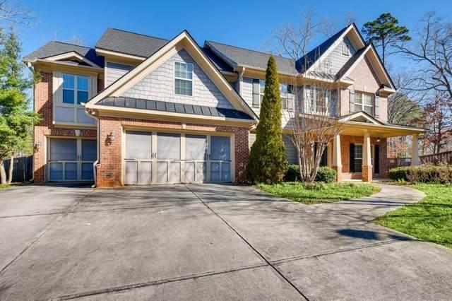 1027 Longshore Cove, Decatur, GA 30032 (MLS #6681605) :: Kennesaw Life Real Estate