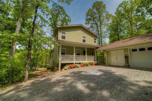 149 Turkey Trot, Morganton, GA 30560 (MLS #6681606) :: The Heyl Group at Keller Williams