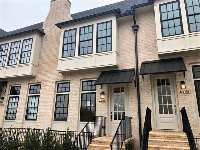 6787 Cadence Boulevard #241, Sandy Springs, GA 30328 (MLS #6681607) :: Rock River Realty
