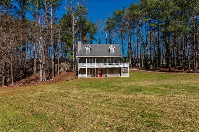 191 Old Hickory Way, Dallas, GA 30157 (MLS #6681613) :: Path & Post Real Estate