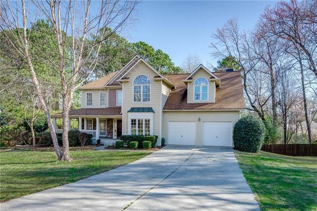 6010 Claiborne Cove, Roswell, GA 30075 (MLS #6681614) :: Rock River Realty