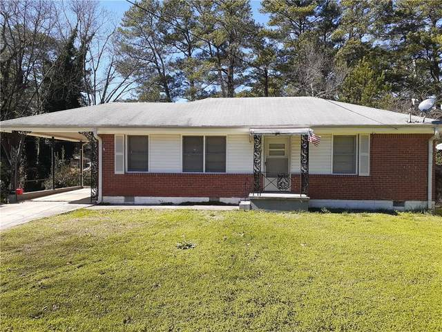 2065 Rosewood Road, Decatur, GA 30032 (MLS #6681625) :: Kennesaw Life Real Estate