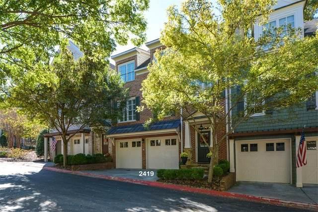 2419 Saint Davids Square NW #15, Kennesaw, GA 30152 (MLS #6681634) :: Kennesaw Life Real Estate