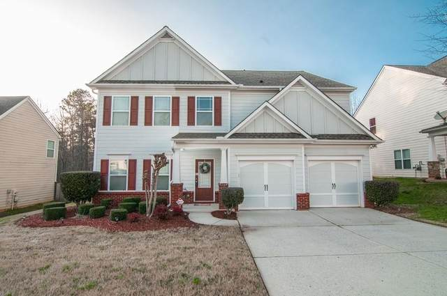 2135 Village Green Drive, Fairburn, GA 30213 (MLS #6681637) :: RE/MAX Paramount Properties