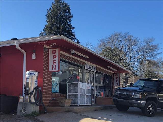 247 Cannon Drive SE, Social Circle, GA 30025 (MLS #6681650) :: Kennesaw Life Real Estate