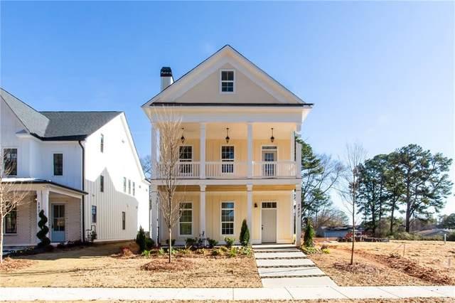 2807 Mathews Street SE, Smyrna, GA 30080 (MLS #6681670) :: North Atlanta Home Team