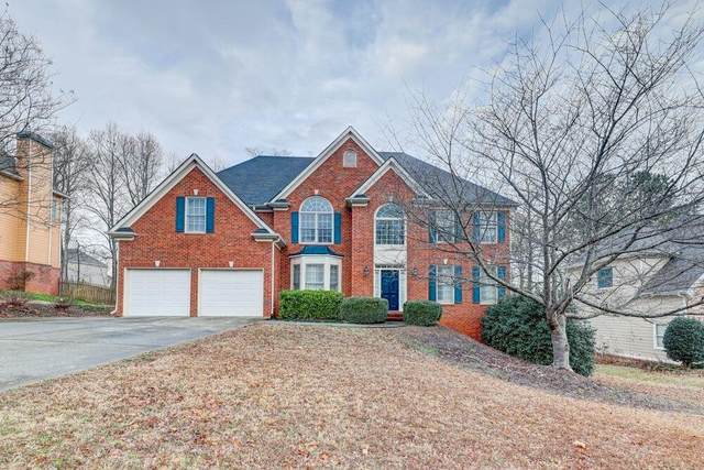 5527 Hedge Brooke Drive NW, Acworth, GA 30101 (MLS #6681673) :: The Realty Queen Team
