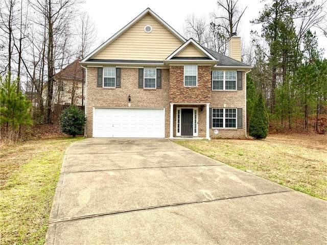 7646 Pine Gables Drive, Riverdale, GA 30296 (MLS #6681678) :: Path & Post Real Estate