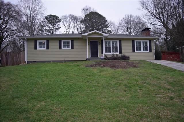 3363 Creatwood Trail SE, Smyrna, GA 30080 (MLS #6681727) :: Kennesaw Life Real Estate