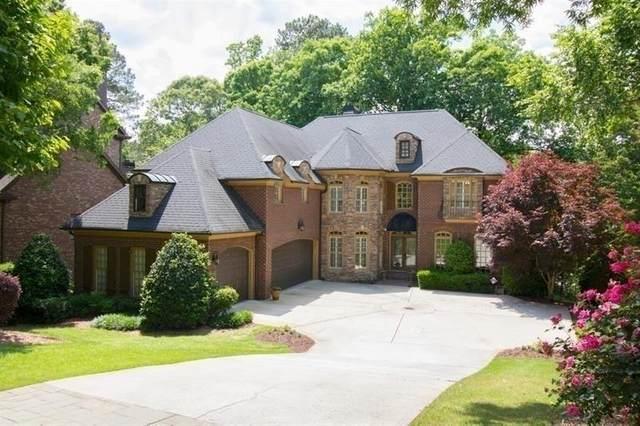 5108 Sapphire Drive, Marietta, GA 30068 (MLS #6681733) :: Rock River Realty