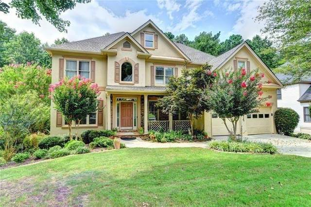1260 Timberline Place, Alpharetta, GA 30005 (MLS #6681756) :: RE/MAX Paramount Properties
