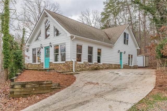 299 Sams Road, Dawsonville, GA 30534 (MLS #6681764) :: RE/MAX Paramount Properties