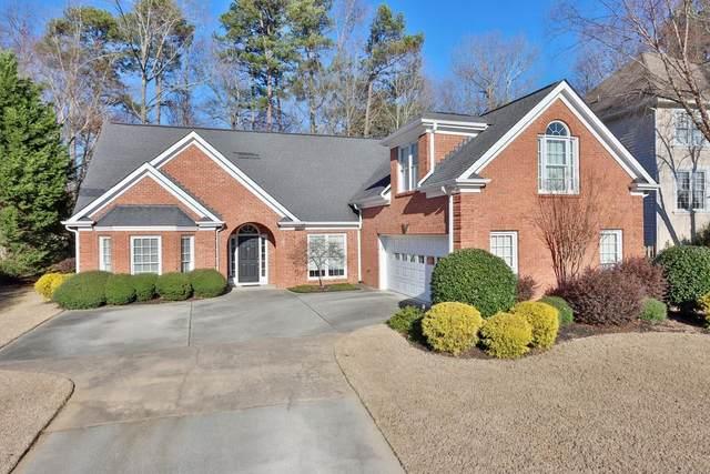 340 Sweet Ivy Lane, Lawrenceville, GA 30043 (MLS #6681784) :: North Atlanta Home Team