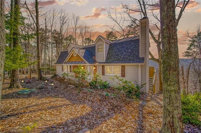158 Ponderosa Lane, Waleska, GA 30183 (MLS #6681788) :: North Atlanta Home Team