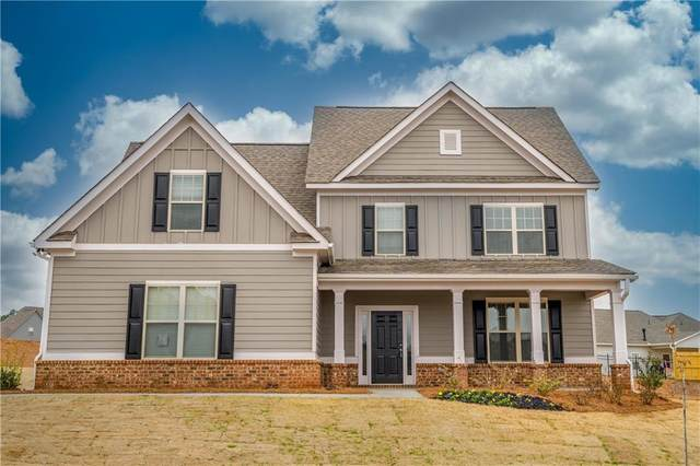 2316 Persimmon Chase, Monroe, GA 30656 (MLS #6681799) :: Charlie Ballard Real Estate