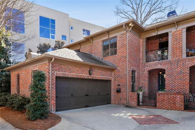 548 Woodall Avenue NE A, Atlanta, GA 30306 (MLS #6681805) :: The Heyl Group at Keller Williams