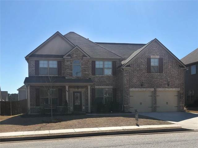68 Ashbury Circle, Dallas, GA 30157 (MLS #6681832) :: Charlie Ballard Real Estate