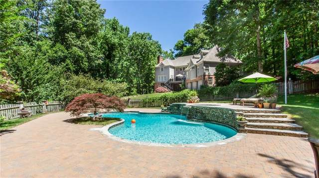41 Midway Road NW, Marietta, GA 30064 (MLS #6681840) :: Kennesaw Life Real Estate