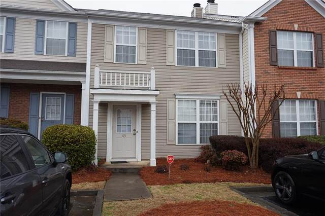 13300 Morris Road #65, Alpharetta, GA 30004 (MLS #6681859) :: Charlie Ballard Real Estate