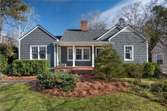 237 Derrydown Way, Decatur, GA 30030 (MLS #6681872) :: Kennesaw Life Real Estate