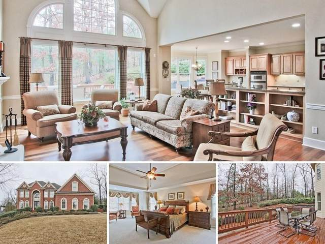 1302 Glen Cedars Drive, Smyrna, GA 30126 (MLS #6681882) :: The North Georgia Group