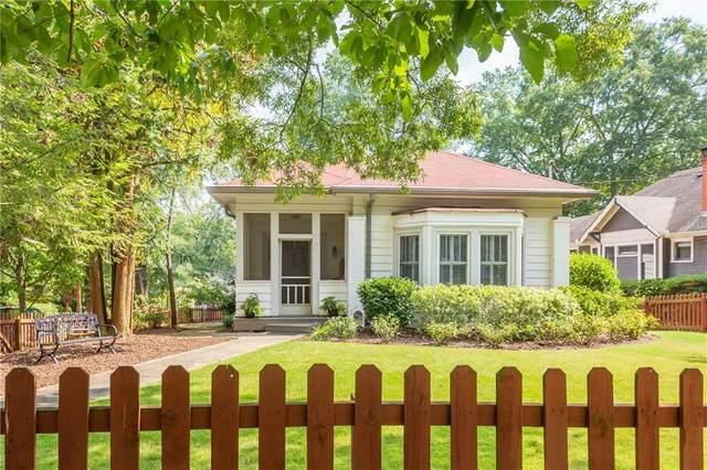 204 Avery Street, Decatur, GA 30030 (MLS #6681906) :: North Atlanta Home Team