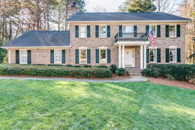 1828 Club Forest Court, Dunwoody, GA 30338 (MLS #6681917) :: Rock River Realty