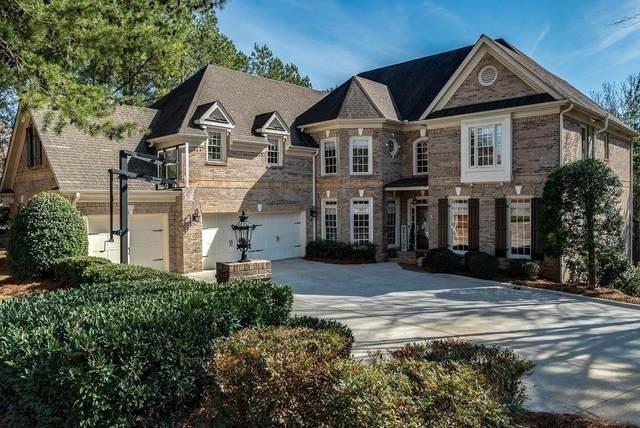 15885 Milton Point, Milton, GA 30004 (MLS #6681930) :: North Atlanta Home Team
