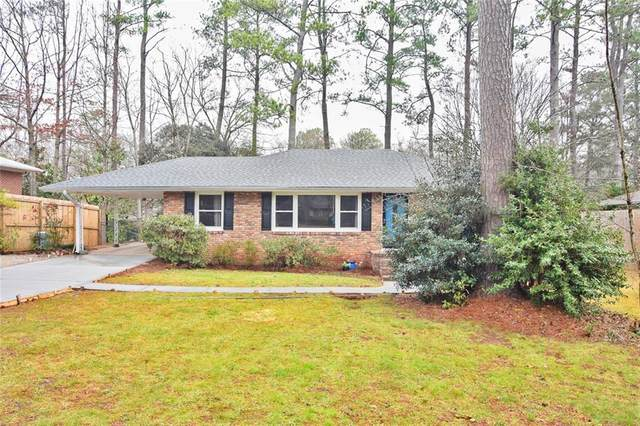 2197 Pawnee Drive SE, Marietta, GA 30067 (MLS #6681962) :: North Atlanta Home Team