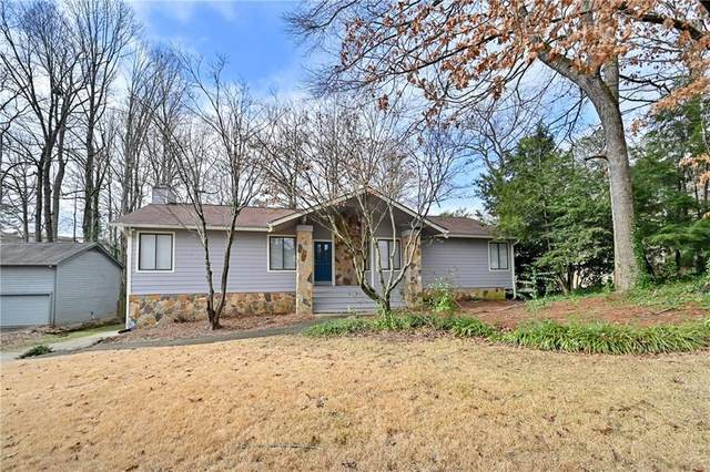 1032 Muirfield Drive, Marietta, GA 30068 (MLS #6681968) :: RE/MAX Paramount Properties