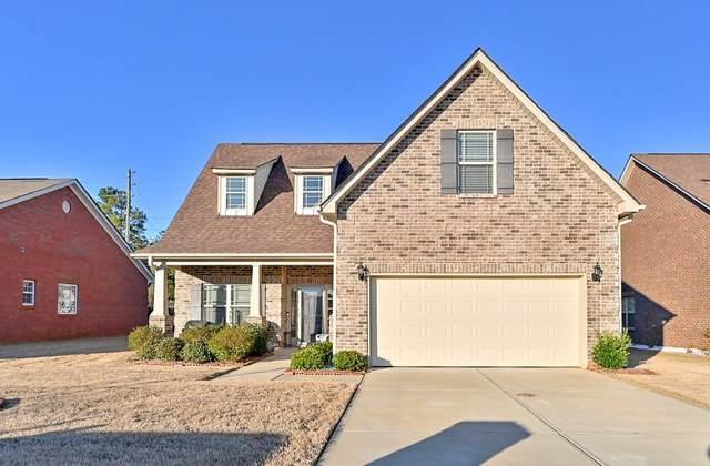 2018 Spivey Village Drive, Jonesboro, GA 30236 (MLS #6681984) :: North Atlanta Home Team
