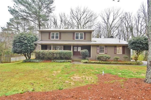 481 Smithstone Road SE, Marietta, GA 30067 (MLS #6681988) :: North Atlanta Home Team