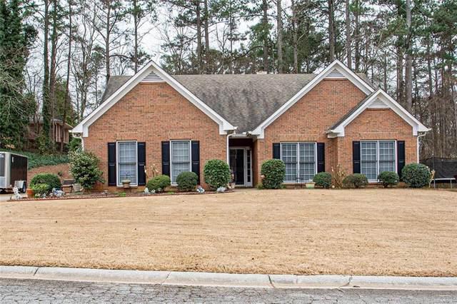 2869 Antonia Place NW, Kennesaw, GA 30152 (MLS #6681992) :: North Atlanta Home Team