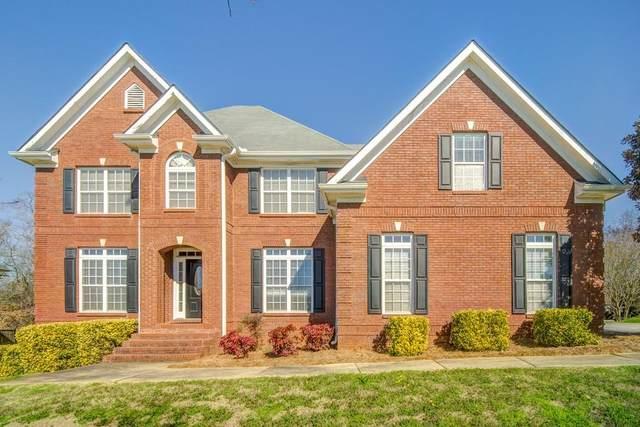 2052 Evergreen Drive SE, Conyers, GA 30013 (MLS #6681993) :: North Atlanta Home Team
