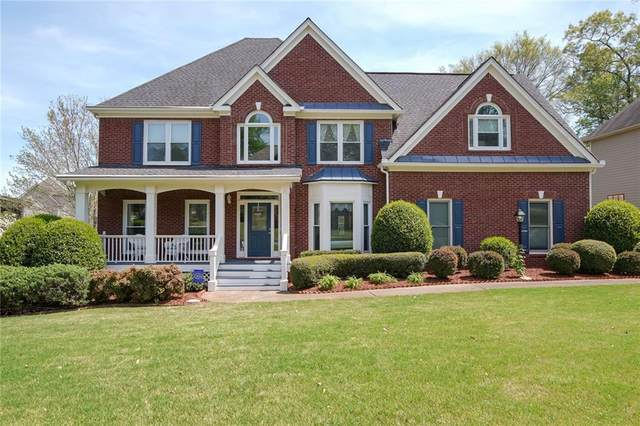 1409 Echo Mill Drive, Powder Springs, GA 30127 (MLS #6682014) :: The North Georgia Group