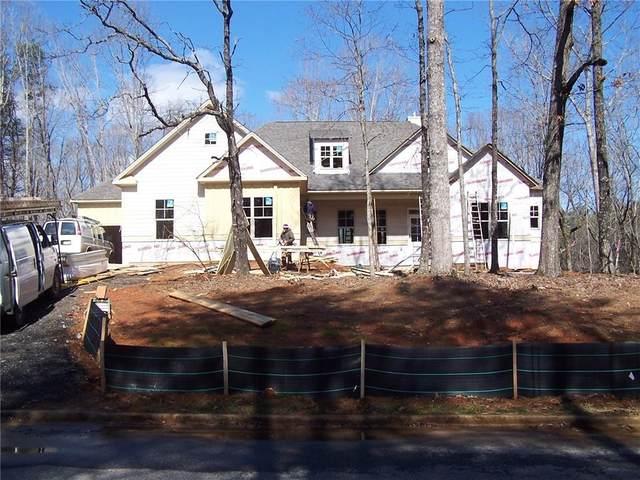 158 Henry Pirkle Road, Dawsonville, GA 30534 (MLS #6682031) :: RE/MAX Paramount Properties