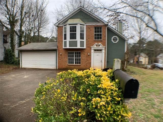 839 Churchill Court, Stone Mountain, GA 30083 (MLS #6682048) :: North Atlanta Home Team