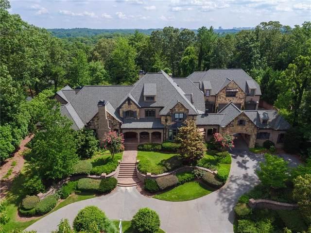 410 Oakmont Circle, Marietta, GA 30067 (MLS #6682089) :: Path & Post Real Estate