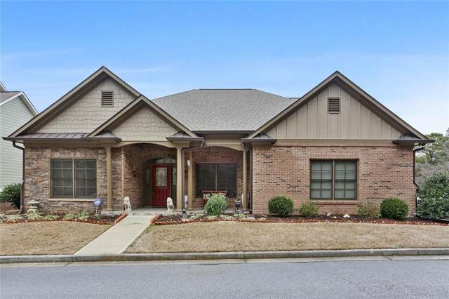 3145 Bentgrass Lane NW, Kennesaw, GA 30144 (MLS #6682095) :: The Zac Team @ RE/MAX Metro Atlanta