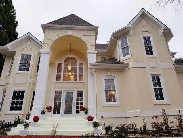 1795 Laurel Creek Drive, Lawrenceville, GA 30043 (MLS #6682096) :: North Atlanta Home Team