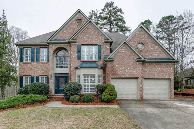 3828 Hickory Manor Drive, Suwanee, GA 30024 (MLS #6682146) :: Rock River Realty